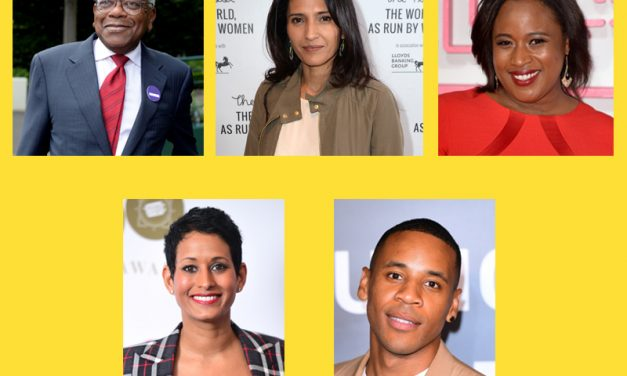 Our Top Five Black Asian Minority Ethnic Journalists