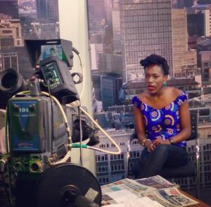 Hannah Ajala - BBC Journalist Africa