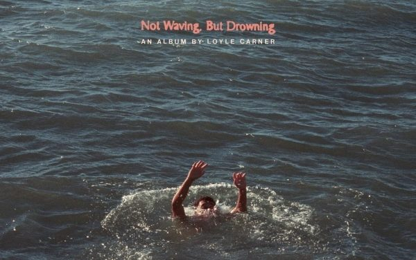 A Glimpse Into Loyle Carner's Vulnerable New Album 'Not Waving, But Drowning.'